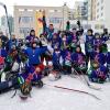 Жаркий лёд: юные спортсмены Академического взяли «золото» и «серебро» на хоккейном турнире