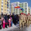 Показательные полёты и патриотический концерт: Академический отметит День защитника Отечества