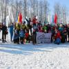 ТОС «Академический» завершил зимнюю спартакиаду лыжной гонкой