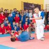 В школе № 19 пройдёт межрегиональный турнир по борьбе самбо