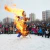 Масленичная неделя в Академическом завершится народными гуляниями и праздничным концертом
