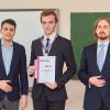 Учащиеся двух школ Академического стали призёрами городского этапа Научно-практической конференции
