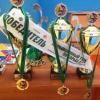 В школе № 19 прошёл II турнир по самбо среди юношей и девушек на призы от застройщика