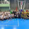 Областной турнир по флорболу принёс серебро юным спортсменам из Академического