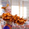 Объявляется набор детей от 5 до 9 лет в Школу детского чирлидинга в Академическом