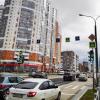 На перекрёстке улиц Краснолесья — Мехренцева изменилась схема движения