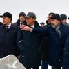 Глава Минстроя посетил Академический