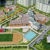 В 10 квартале района построят школу на 1100 мест