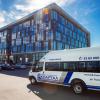Из Академического в МБП «Деловой квартал» запустили утренние и вечерние автобусы