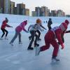 В день открытия зимней спартакиады пройдёт гонка на коньках