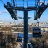 Проект канатной дороги от Академического до метро «Ботаническая» презентуют через месяц