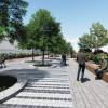 Площадка для волейбола, скейт-парк и амфитеатр могут появиться на набережной в Академическом
