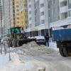 Жителям Академического предлагают оценить качество уборки снега во дворах