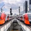 Схема маршрутов «наземного метро», которое может появиться в Екатеринбурге и Академическом