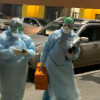 Двух жителей дома на проспекте Сахарова, 41 госпитализировали с подозрением на коронавирус