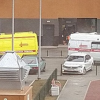 Из дома на проспекте Сахарова, 45 госпитализировали ребёнка с подозрением на коронавирус