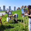 В Академическом пройдёт выставка картин под открытым небом