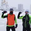 Стельки-грелки не сработали. Как два смельчака-конькобежца преодолели 50 километров в лютый мороз