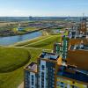 Площадь Медиков-героев и cквер Первого учителя появятся в Академическом в 2022 году