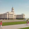 Проект здания администрации восьмого района представили Главе Екатеринбурга Алексею Орлову