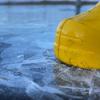 Лёд хрустит в Преображенском парке!