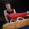 Академчанин Давид Белявский вышел в финал командного многоборья на Олимпиаде