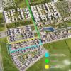В Академическом построят шесть новых дорожных участков