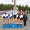 Велогонщики Академического обогнали всех на областных соревнованиях