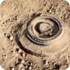 В котловане на Краснолесья нашли мину
