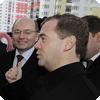 Дмитрий Медведев посетил Академический