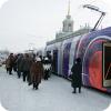 Опробован трамвай для Академического