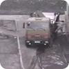 КАМАЗ на газоне (видео)