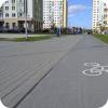 Внимание! Велодорожка