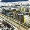 Панорамы района с вертолёта от LSR