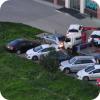 Эвакуация машин с тротуара де Геннина, 31