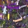 Открытие главной новогодней ёлки района