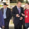 Министр строительства посетит район