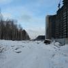 Началось строительство улицы Чкалова