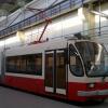 Низкопольный трамвай на практике