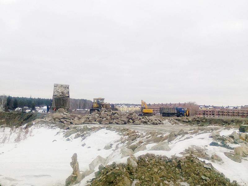 Академический район Екатеринбург Строительство новых кварталов