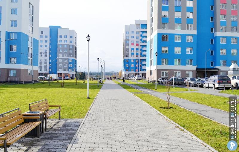 Академический район Екатеринбург Ипотека в Академическом