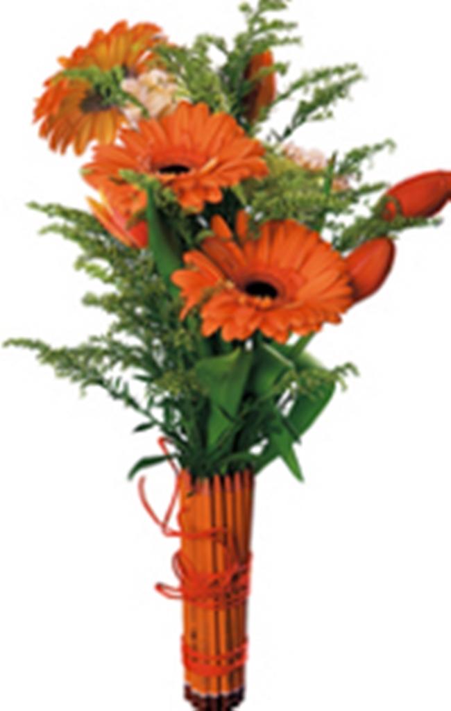 Букеты на 1 сентября  из дачных цветов 3