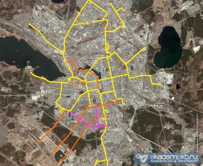 «Развитие трамвайной сети