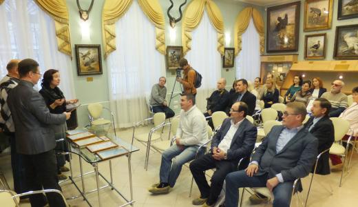 «РСГ-Академическое» наградили на экологическом конкурсе, посвящённом году Рябинина