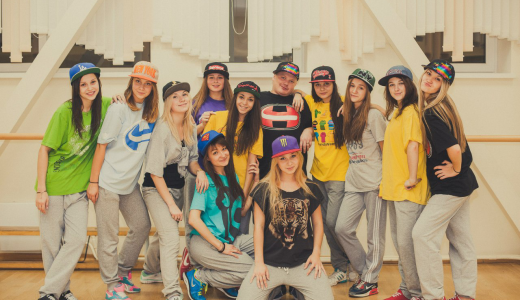 Танцевальный коллектив «MP-5» отмечает пятилетний юбилей