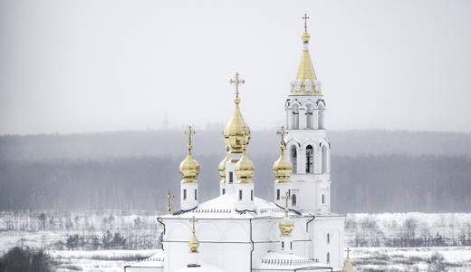 Митрополит Кирилл совершит праздничную литургию в честь Благовещения Пресвятой Богородицы