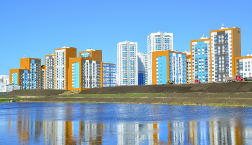 Строительство вдоль Патрушихи: медкластер, парк и деловой квартал
