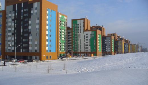 Строительство нулевого квартала выходит на завершающую стадию