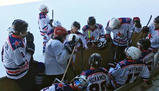 «Звезда» сыграет матч за третье место Арамильской Хоккейной Лиги на площадке в Академическом
