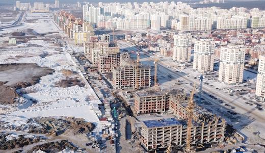 Застройщик благоустроит три блока нулевого квартала за 35 миллионов рублей